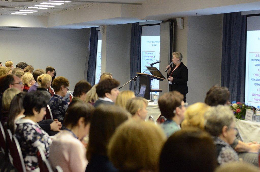 Научно-практическая конференция по болезням органов дыхания Северо-Западного федерального округа России с международным участием<br>23 - 24 ноября 2017 года, Санкт-Петербург